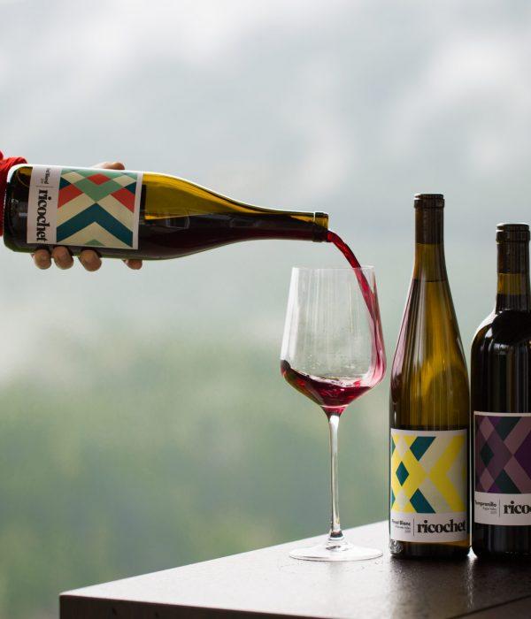ricochet wine oregon wine